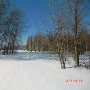 Земельный участок в деревне Максимково