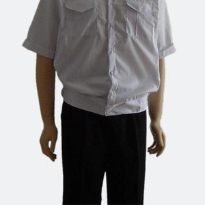 Сорочка форменная белая