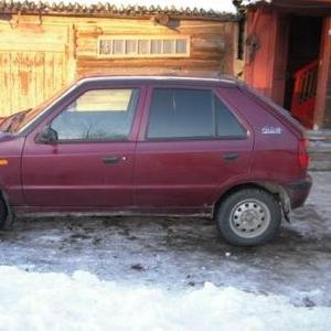 Продам автомобиль Шкода Фелиция 1998