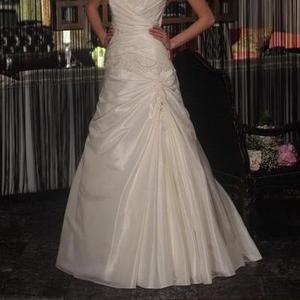 Продам шикарное свадебное платье из коллекции VISAVI,