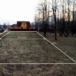 Продам земельный участок на берегу Волги