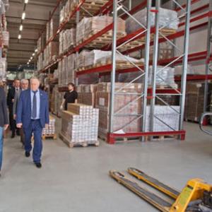 Представители Комитета Государственной Думы по промышленности посетили