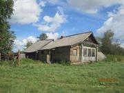Зимний дом в жилой деревне